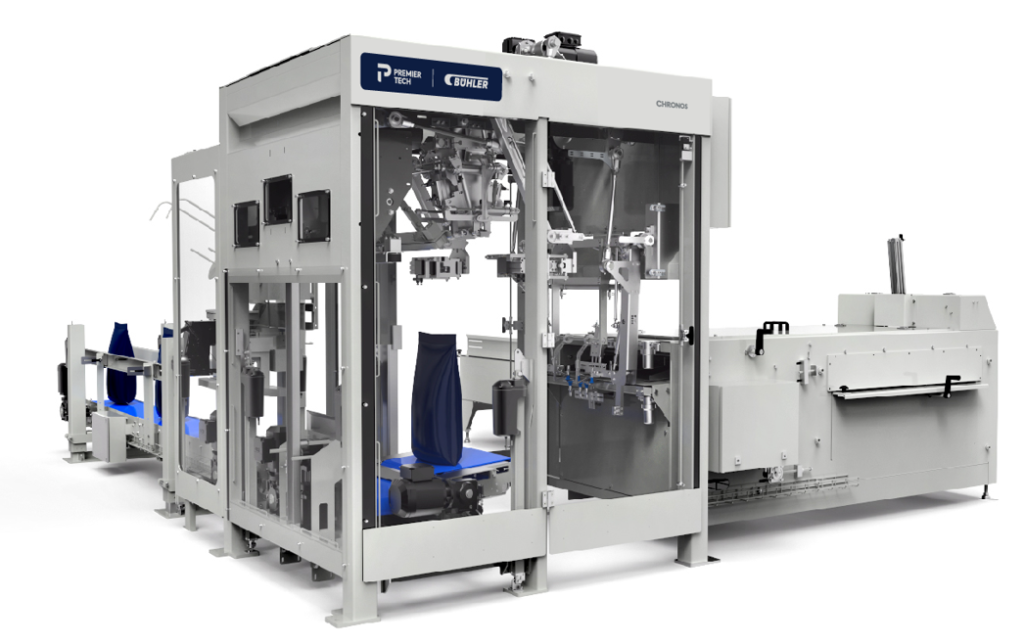 PT-Bühler will develop and market new cost-effective, semi-automatic and automatic packaging solutions based on Premier Tech's OML series.