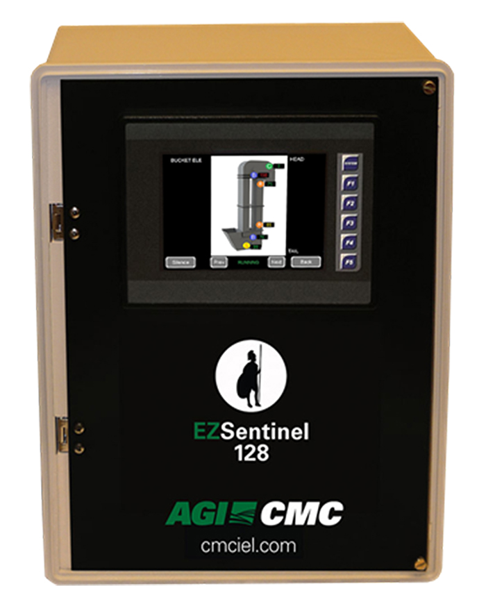 EZS128 Stand Alone Controller – ideal solution for small to medium sized facilities.