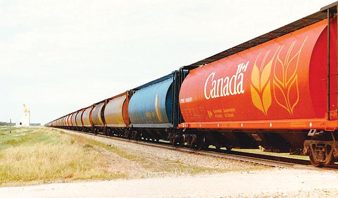Canada grain